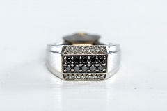 10ct gold and diamond ring by Michael Hill. Available in size P1:2 and U