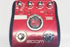 Zoom B2 bass multi-effects